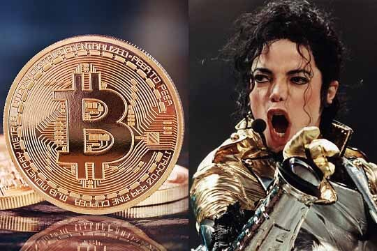 Bitcoin and Michael Jackson